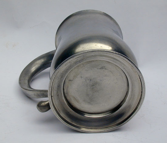A John Townsend Early Form Tulip Pewter Export Mug