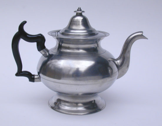 An Inverted Mold Teapot by James Putnam