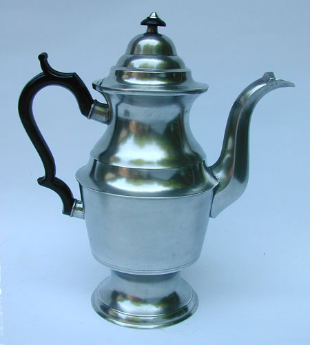 A Urn Style Coffeepot by Freeman Porter