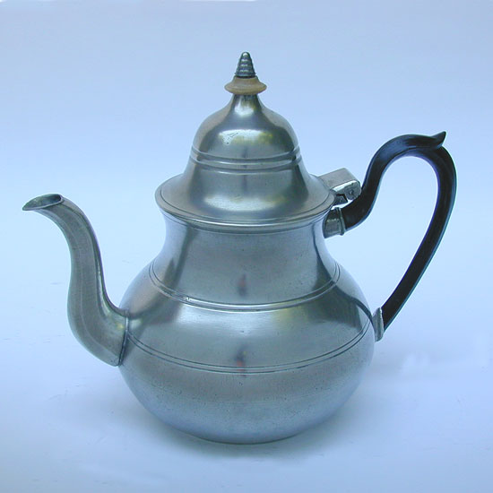 An Export Teapot by Crane & Stinson