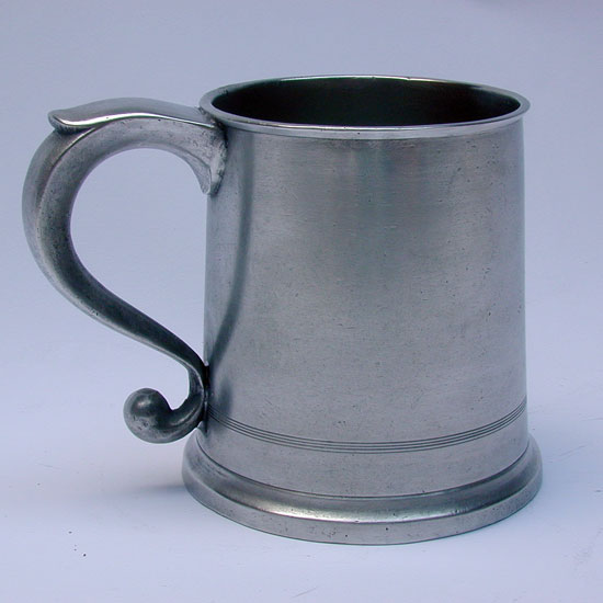 A Fine Pint Mug by John H. Palethorp