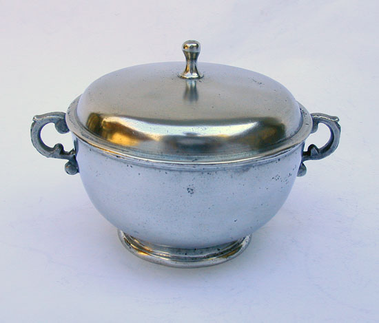 A Double Handled Export Sugar Bowl by Henry Joseph
