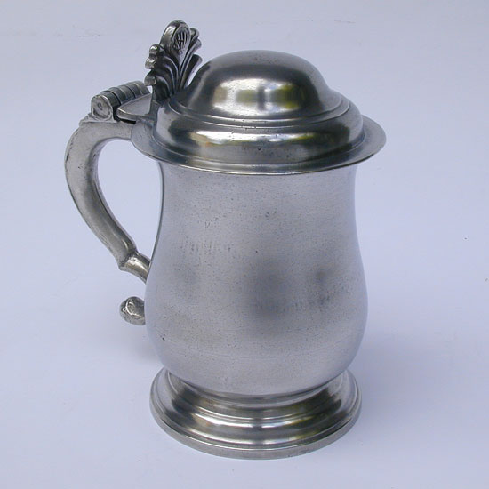 A Near Mint Pint Export Tankard by Ingram & Hunt