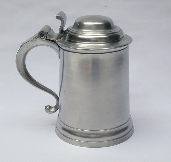 A Superb Export Tankard by Burford & Green