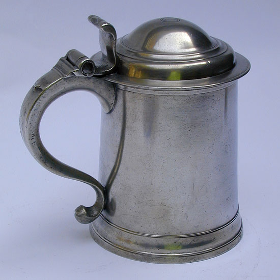 A Quart Henry Will Tankard