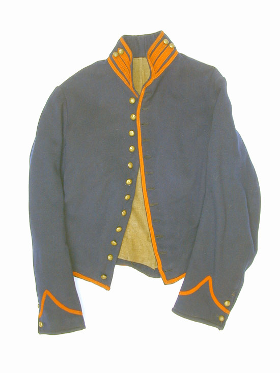 A Civil War Artillery Shell Jacket