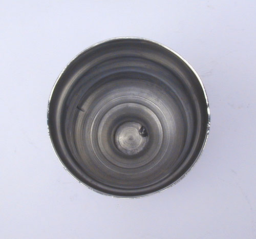 An Unmarked Calder Pewter Chalice